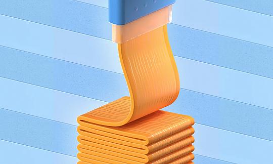 麦当劳创意3D视觉宣传MG