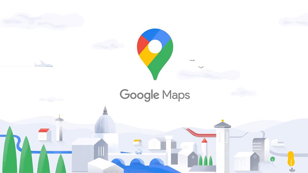 Google maps 15 years