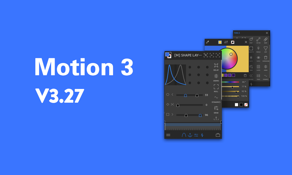 MG运动图形高级脚本 Motion v3.30 Win/Mac破解版